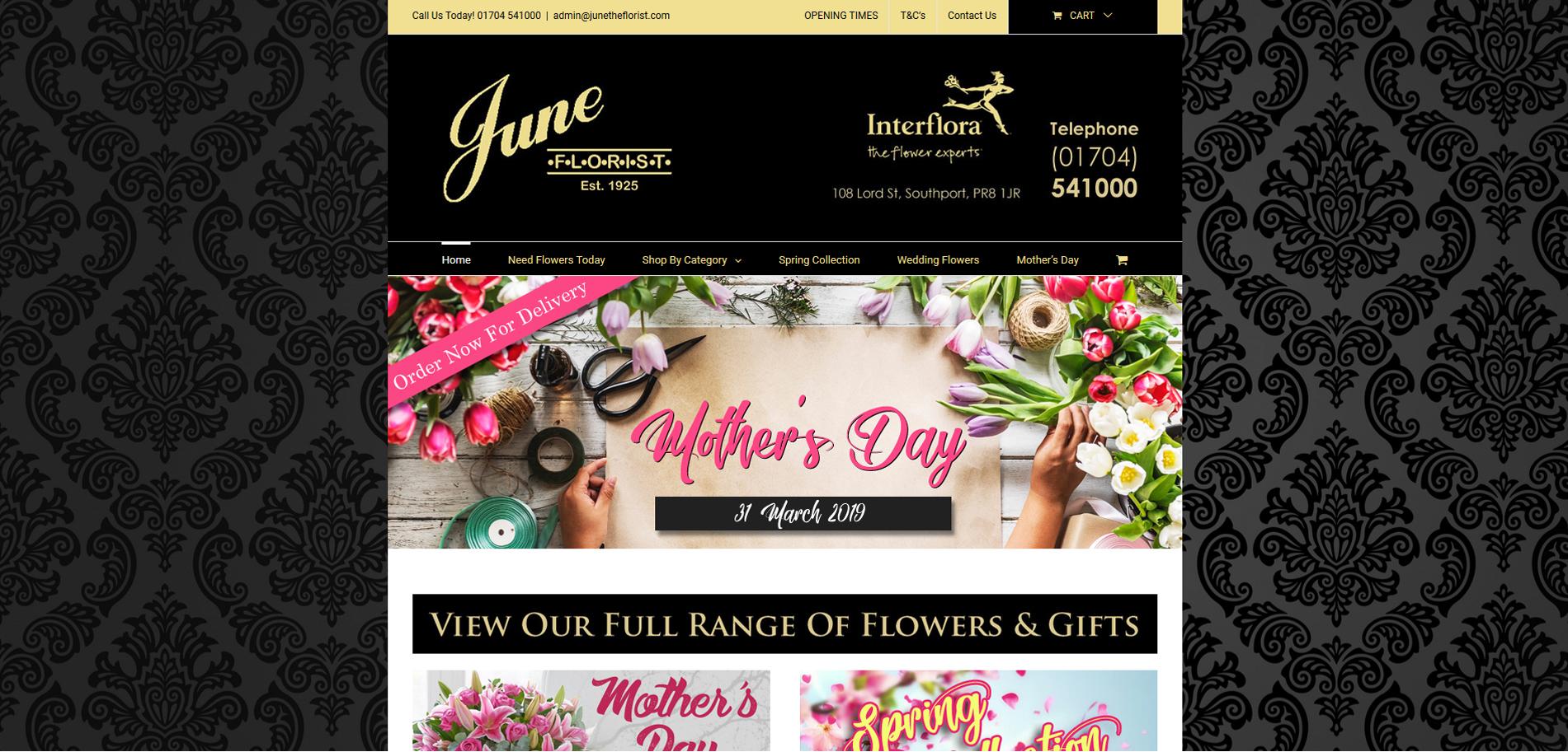 June The Florist