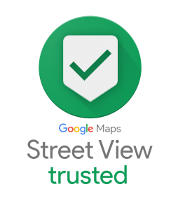 Street view trusted logo new